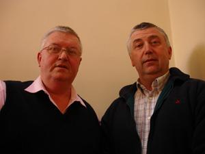 Peter & John McCartan
